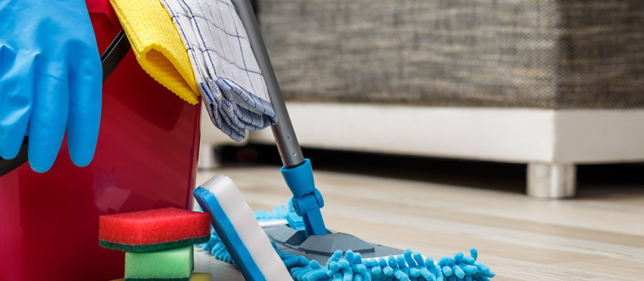 5 Must Have Cleaning Products For When It's Time To Sell