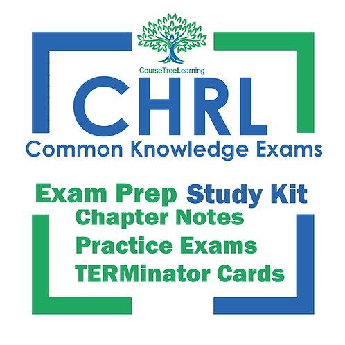 CHRL-KE HR Comprehensive Knowledge Exams Prep Kit
