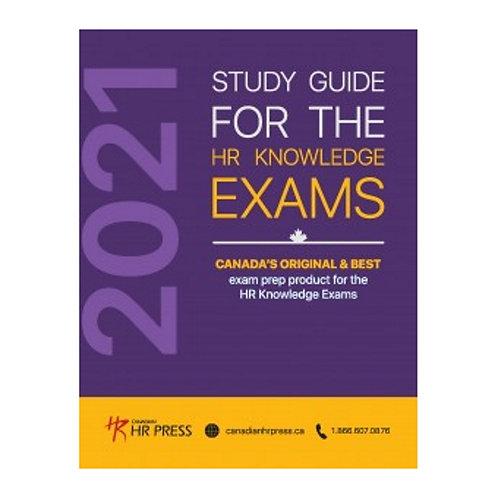 CHRP-KE HR Comprehensive Knowledge Exams 2021 Prep Kit