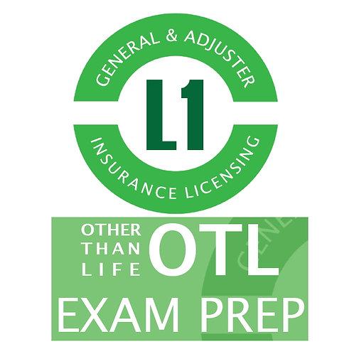OTL Other Than Life Insurance Agent Broker  Institute / Seneca / IFSE  Exam Prep