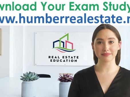 Humber Real Estate License Training