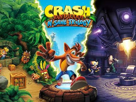 Review: Crash Bandicoot N. Sane Trilogy