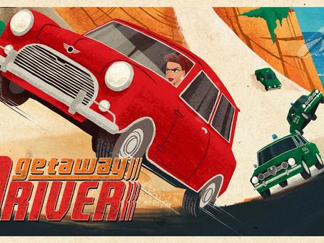 Kickstarter Corner: Getaway Driver