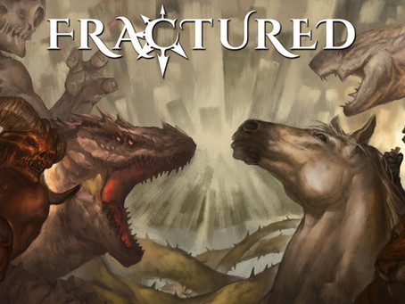 Kickstarter Corner: Fractured