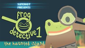 Frog Detective: The Haunted Island