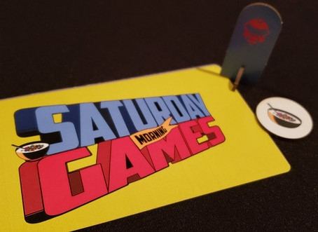 Kickstarter Corner: Saturday Morning Games
