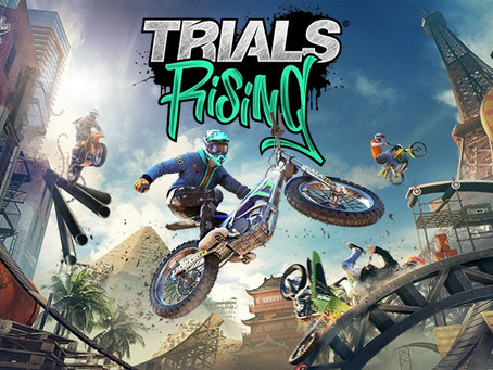 Preview: Trials Rising (Closed Beta)
