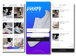 Dripify Mobile UI