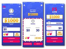 FS Live Mobile UI