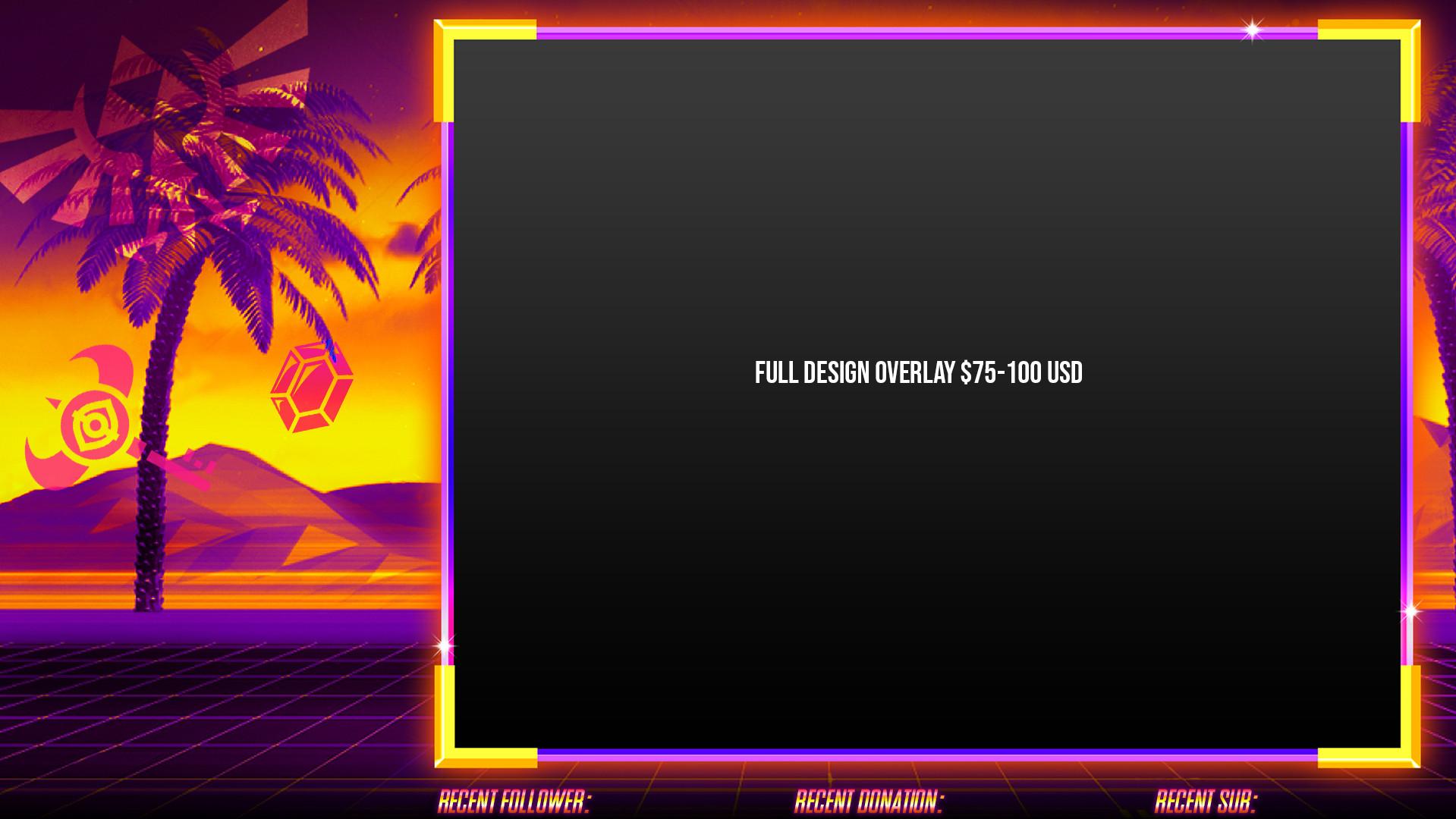 Full Design Overlay