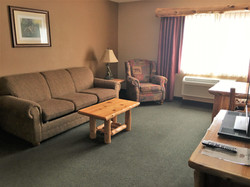 2 Room Suite with Fire Place