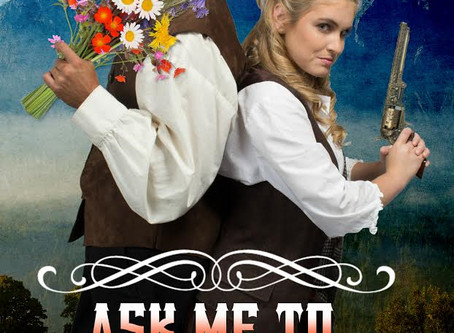 Ask Me to Marry You IS HERE! #LadiesinDefiance #MailOrderBride #MALEorderBride