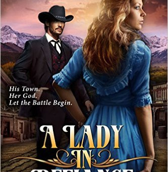 A Lady in Defiance by Heather Blanton AUDIBLE #BookGiveaway #LadiesinDefiance