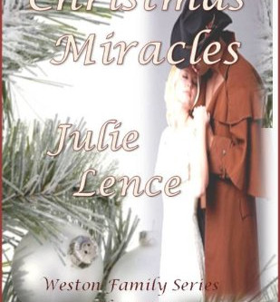 THREE Book #ChristmasinJuly #GIVEAWAY by Julie Lence #LadiesinDefiance #WIN