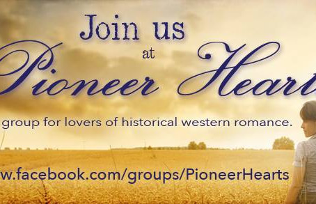 Pioneer Hearts on Facebook is the place to be! #GIVEAWAY #LadiesinDefiance