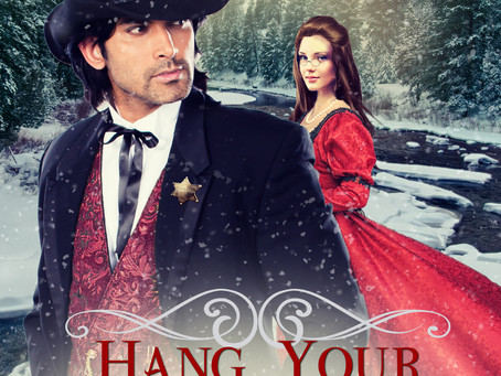 Hang Your Heart on Christmas BOOK #Giveaway #LadiesinDefiance