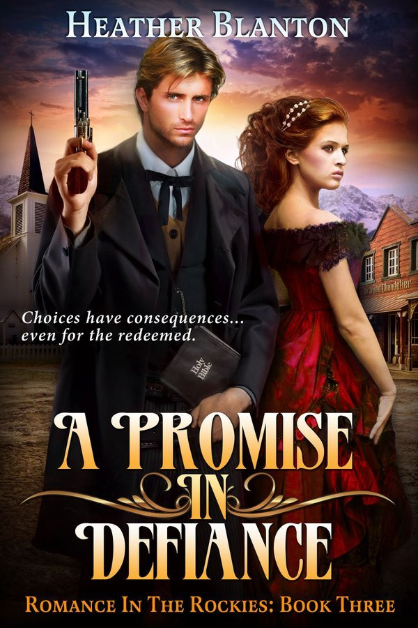 a promise in defiance by heather blanton