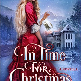 You can #WIN In Time For Christmas AUDIBLE Book #GIVEAWAY #CHRISTMASinJULY #LadiesinDefiance