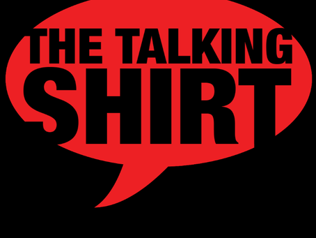 The Talking Shirt #Giveaway #LadiesinDefiance #Sponsor