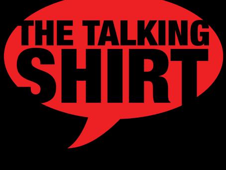 The Talking Shirt #Giveaway #LadiesinDefiance #Sponsor