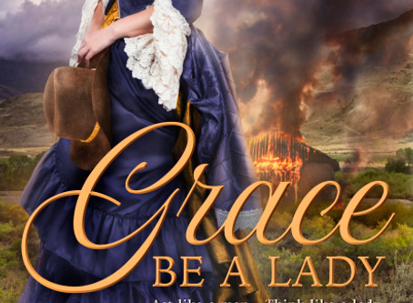 Grace be a Lady — One of my favorite excerpts