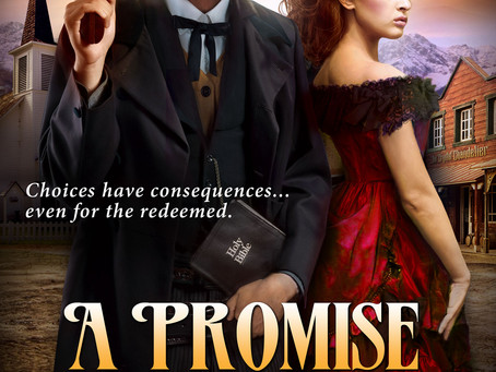 A Promise in Defiance BOOK #Giveaway #LadiesinDefiance