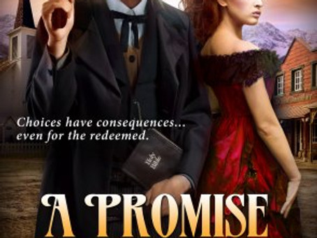Yes, A Promise in Defiance is a Bit of a Tear-Jerker but…