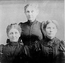 Catherine, Elizabeth, Matilda.