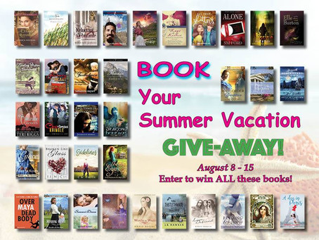 #WIN the #BOOKyourSummerVacation 35 Book #Giveaway #LadiesinDefiance