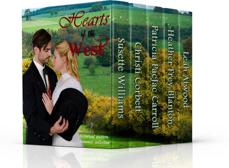 Hearts of the West BOOK #Giveaway #ShareTheLove #LadiesInDefiance