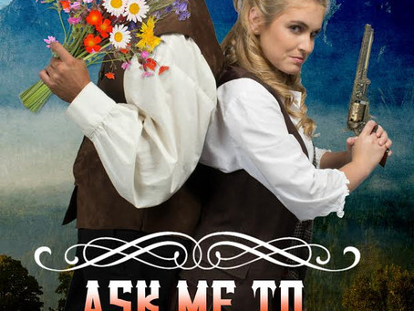Ask Me to Marry You #BookGiveaway #MALEorderBride #LadiesinDefiance
