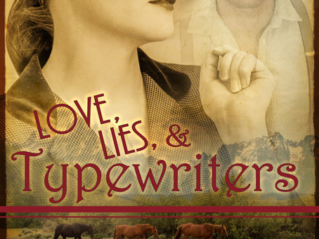 Love, Lies, & Typewriters #WW2 #WWII Book #Giveaway #LadiesinDefiance