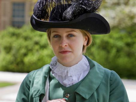 The Blushing Spy of South Carolina #LadiesinDefiance