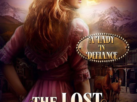 THE LOST CHAPTERS Release Day! ONLY #99cents NOW. Check out this #Giveaway! #LadiesinDefiance
