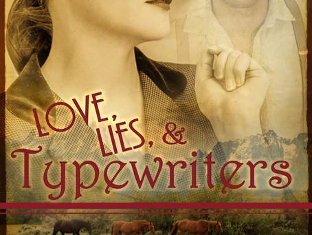 Love, Lies, & Typewriters #WWII #BookGiveaway #LadiesinDefiance