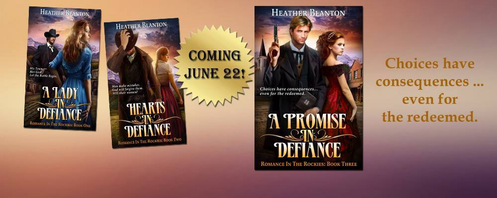a promise in defiance launch party