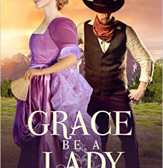 Grace be a Lady AUDIBLE BOOK #Giveaway #LadiesinDefiance