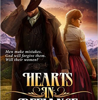 Hearts in Defiance AUDIBLE or e-book #Giveaway #LadiesinDefiance