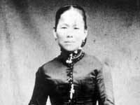 Polly Bemis–Was the Little Asian Flower Tougher than Most Men?