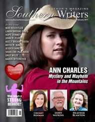 Southern Writers Magazine (January 2017) and Lil' old Me! #LadiesinDefiance