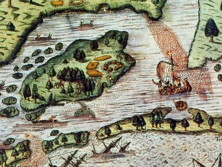 Dare to Believe the Lost Colony is Found: Eleanor Dare and the Roanoke Lost Colony