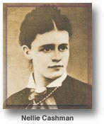 Nellie Cashman—Was this Angel Counting on the Rosary and Betting on the Flag?