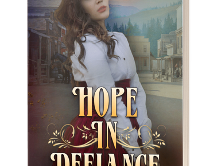 Releasing Today: Hope in Defiance