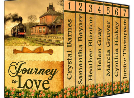 Journey to Love Book Collection #Giveaway #LadiesinDefiance