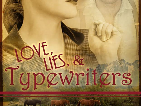 RELEASE DAY for Love, Lies, & Typewriters #LadiesinDefiance #WWII #WW2
