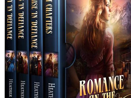 Romance in the Rockies: The Lost Chapters SNEAK PEEK! #LadiesinDefiance