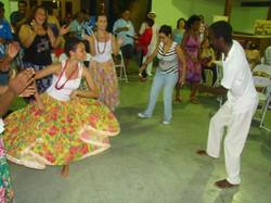 Ana e Naja - Centro Cultural Cartola