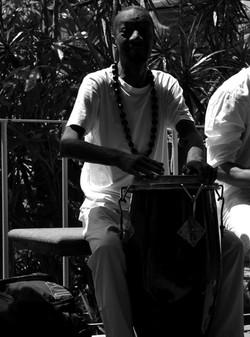 Mestre Naja na PUC-Rio