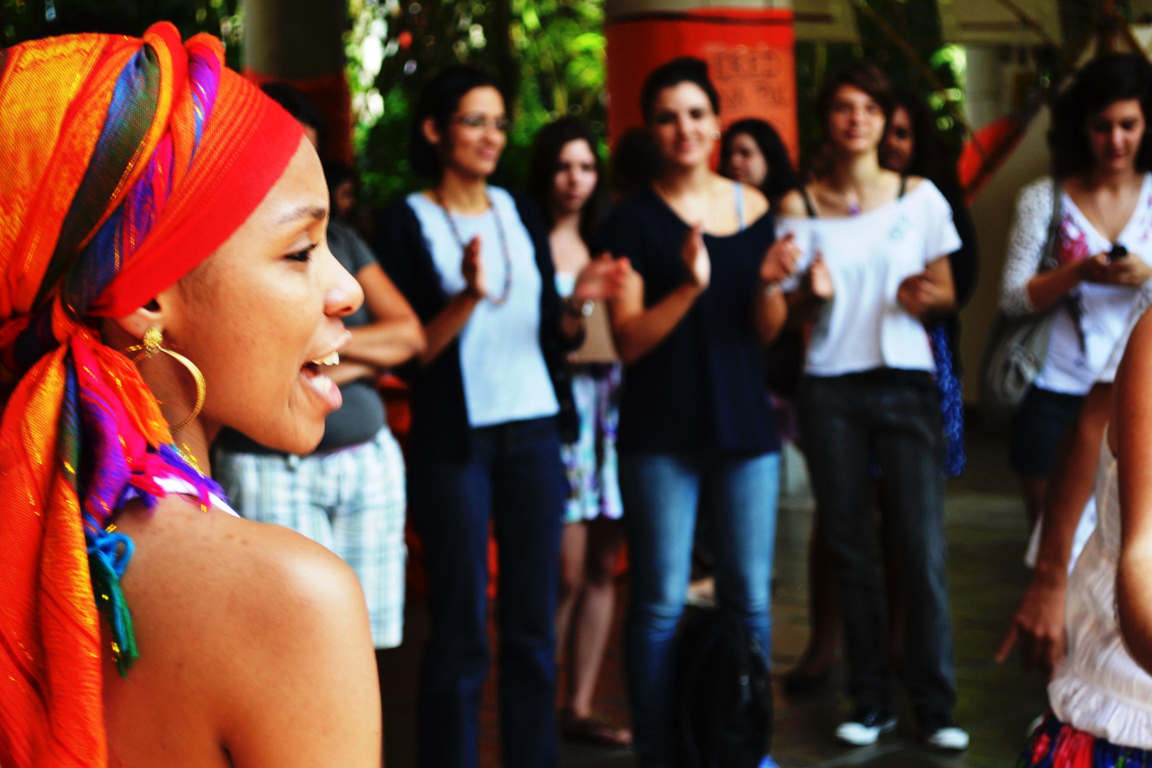 Ana Catão na PUC-Rio