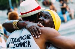 Tambor de Cumba convida Agbara Dudu